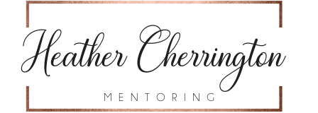 Heather Cherrington Mentoring